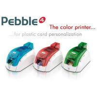 Evolis Pebble4 ID Card Printer - Single-Sided Description