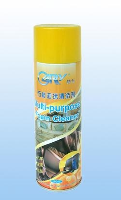 Quality Car Protection_MULTI-PURPOSE FOAM CLEANER for sale