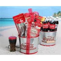 Wholesale Coca-Cola Summer Gift Basket from china suppliers