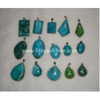 Silver Turquoise Pendants Images Images Of Silver