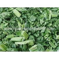 Freeze Dried Vegetables Freeze Dried Spinach Dices