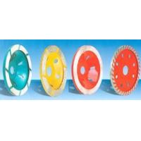 Wholesale 6 or 8 sections type and plane type cup grinding wheel from china suppliers