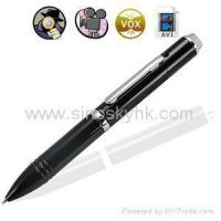 Wholesale USB Spy Pen camera,8GB Voice activated video recorder from china suppliers