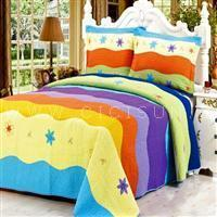 Water ripple Patchworks quilt set