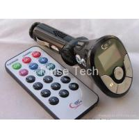 Wholesale Car FM transmitter MP3 Player 1GB from china suppliers