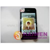 Wholesale iPhone 3GS Compass 3.5inch Quad band style WIFI JAVA Dual SIM Mobile Phone from china suppliers