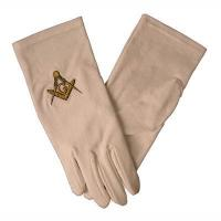 Wholesale Masonic Glove,Cotton --- 5578 from china suppliers
