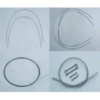 China Dental Orthodontic Arch Wires, Open & Closed Springs wholesale