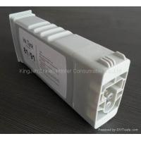 Buy cheap Compatible Cartride for hp z6100 KingJet from wholesalers