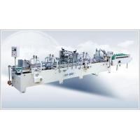 ZH-800G/YH800 Automatic Crash Lock Botiom Folder Gluer With Prefold