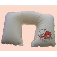 Flocked PVC pillow (KA-0408)