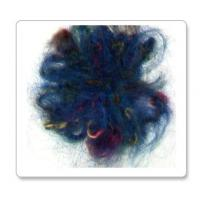 Colorful composite Mohair