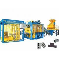 Model QTY9-15 full-automatic block making machine line