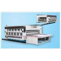 Wholesale SYK 3350 New Type Multi-color Printing & Slotting Machine from china suppliers