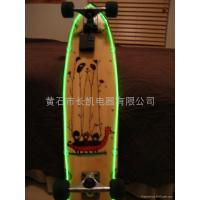 Wholesale apply skateboard decoration EL wire from china suppliers