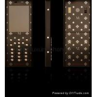 Luxury mobile phone- professional CLB-black&silver