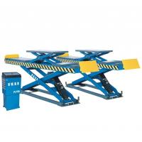 Wholesale Double Level Platform Scissor Lift Suitable For 4 Wheel Alignment Standard Model from china suppliers