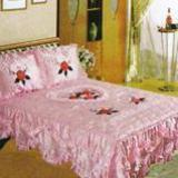 China Puding bedspread wholesale
