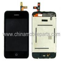 Wholesale mobile phone complete lcd for iPhone 3G from china suppliers