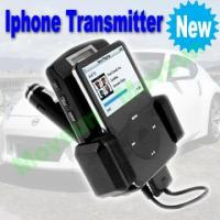 China FM Transmitter Car C-h-a-r-g-e-r Kit Adapter for iPhone iPod on sale