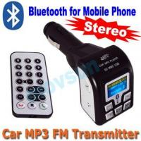 Buy cheap Bluetooth Car MP3 from wholesalers
