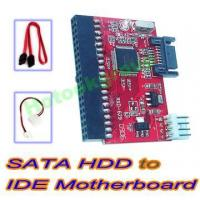 Buy cheap SATAHDD toIDE Motherboard from wholesalers