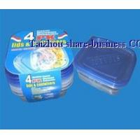 Wholesale XY-323-1 Disposable food square crisper from china suppliers