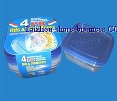 Quality XY-323-1 Disposable food square crisper for sale