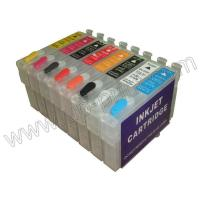 Buy cheap Refillable ink cartridge for Epson R1900 from wholesalers