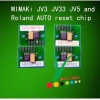 Buy cheap Mimaki JV 3 one time chip from wholesalers