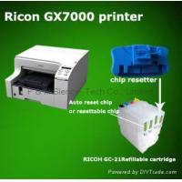 Buy cheap Ricoh refill print cartridge for GX7000/GX5050N from wholesalers