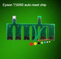 Buy cheap Epson T 50 auto reset chip from wholesalers
