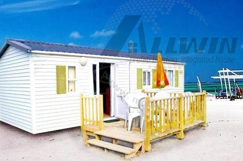 Modular container villa of allwinhouse for Villa container