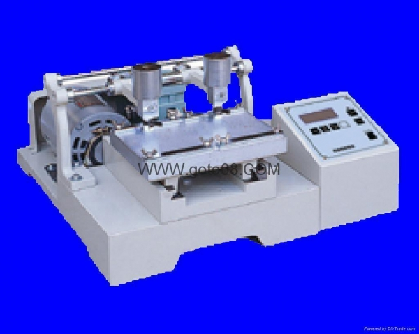 Quality Shuangchui friction test machine bleaching GX-022 for sale