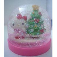 Wholesale Hello Kitty Snow Globe from china suppliers