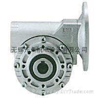 Wholesale Aluminum Case Worm GearsFCPDK50-30 from china suppliers