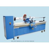 Sewing Machinery Pneumatic Semi-Automatic Slitter & Bundler