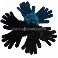 Wholesale knitted magic glove chenille glove chenille glove  GL8-00937 from china suppliers