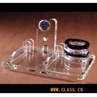 Wholesale Glasswork crystal penholder from china suppliers