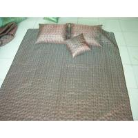 China Bedspread Stock wholesale