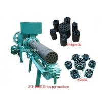 Wholesale Horizontal coal briquette machine SG-180H Coal briquette machine from china suppliers