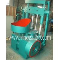 Wholesale Vertical coal briquette machine SG-140V Coal briquette machine from china suppliers