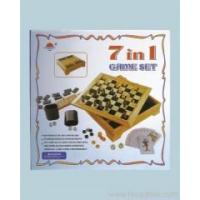 Sports&Games Wooden Chess Set