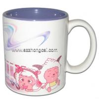 Buy cheap Sublimation consumable Mugs Two-Tone LightBlue(TC-NC06) from wholesalers