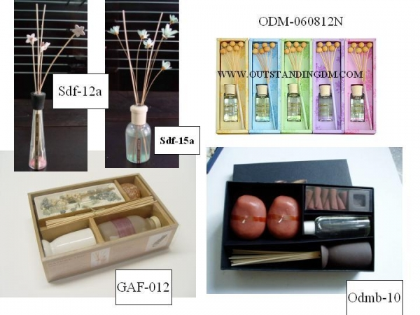 Quality Gift Reed Diffuser Set for sale