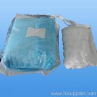 China Non-woven Products Lap sponge sterile and unsterile wholesale