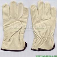 Wholesale PPE New Image Set Pig Grain Leather Gloves|Pig Grain Leather Gloves price-WESTINGAREA Group from china suppliers