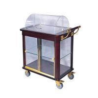 China Pastry carts Model.No:95.8612+L103Dimension:900*490*1020HmmPacking Size:bodywork:890*560*720 Acrylic cover:605*450*250Packing:bodywork:1/Box Acrylic cover:1/Box wholesale