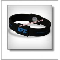 Wholesale energy silicone bracelets from china suppliers