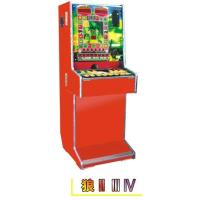 China Push coin machine :Wolves 2 Game wholesale